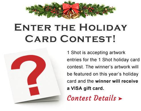 Enter the Holiday Card Contest
