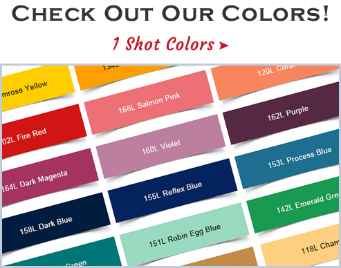 Check Out Our Colors!